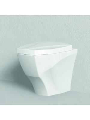 توالت فرنگی بک تو وال فراکچر Fracture بین Bien
