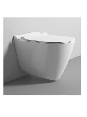 توالت فرنگی وال هنگ سفید براق مینرال mineral بین Bien