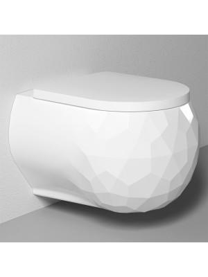 توالت فرنگی وال هنگ سفید براق پنت pent بین Bien