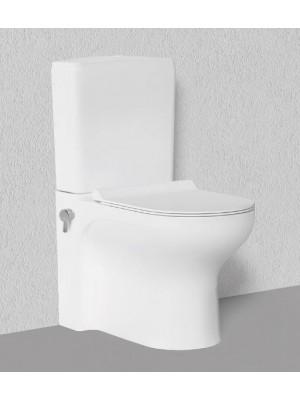 توالت فرنگی مخزن دار ونوس venus به همراه شیر بیده بین Bien